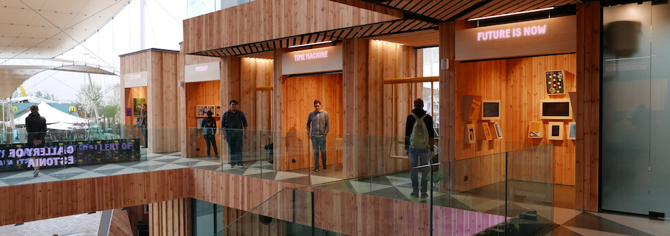 Milano Expo Eesti paviljon